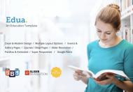 Edua-教育性HTML5模板