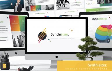 Syhntisizer-Google幻灯片模板