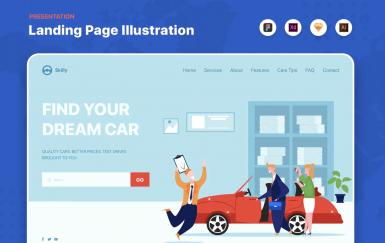 批准汽车贷款-网站标题模板