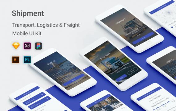 货运-运输,物流和货运应用