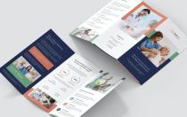 医疗手册模板三析页
