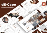 Decapo-咖啡店PowerPoint模板