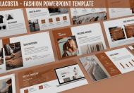 Lacosta-时尚PowerPoint模板