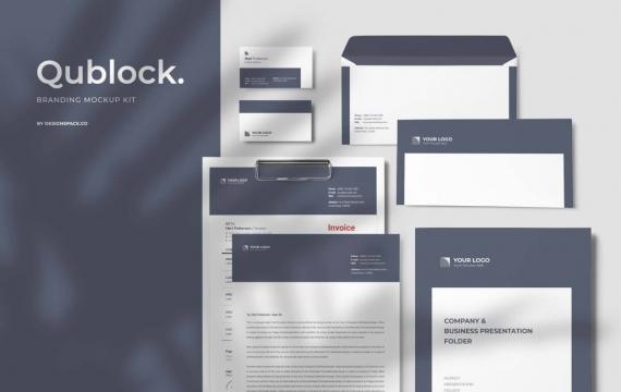 Eoin Brennan-文具套装vi设计模板下载