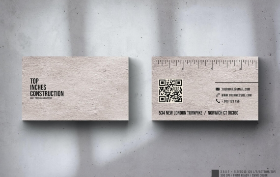创意多功能名片设计模板素材下载