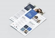 传单–商业代理传单设计模板下载