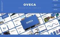 Oveca-演示Googleslide模板