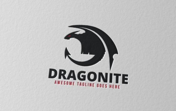 龙纹石logo图标