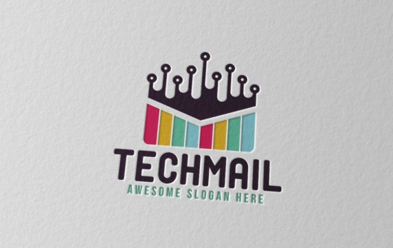 Techmail徽标logo下载