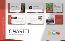 CHARITI-国际慈善演讲日Google幻灯片模板