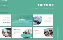 Tritone-演示模板Google幻灯片模板