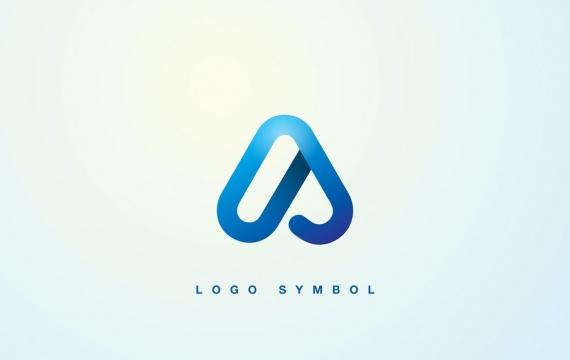 线条徽标logo设计