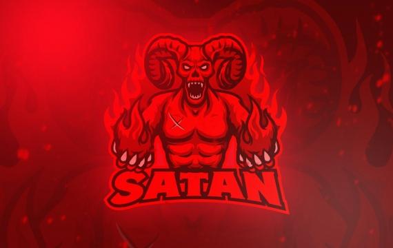 骷髅电竞标志卷 3 logo设计