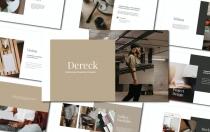 Dereck-PowerPoint模板