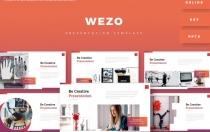 Wezo-演示模板Google幻灯片模板