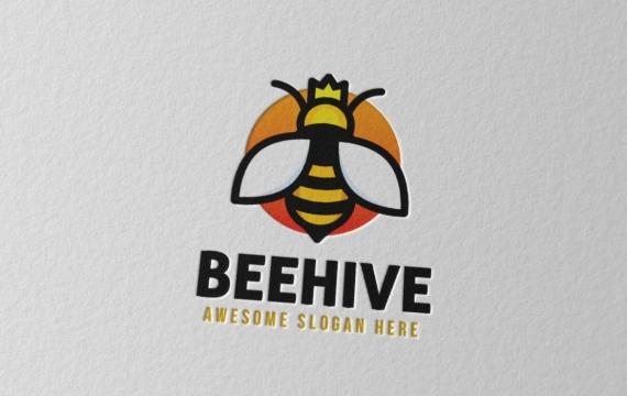 蜂巢徽标logo