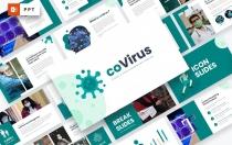 Covirus-疾病和病毒Powerpoint模板