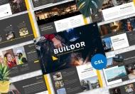 Buildor-建设工业Googleslide