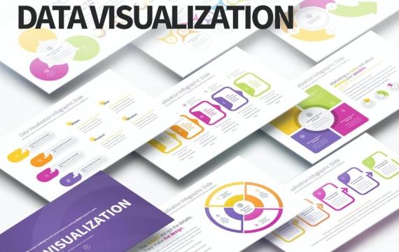 数据可视化-PowerPoint图表幻灯片