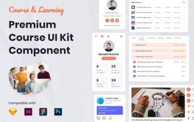 Nuzie-课程UI套件