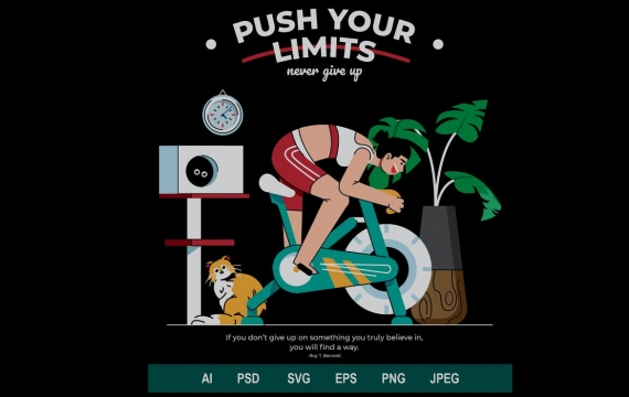 旋转自行车-插图