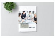 商业宣传手册模板