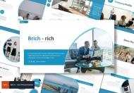 Brichrich-业务PowerPoint模板