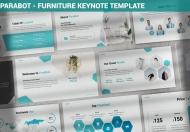 Parabot-家具产品展示家具产品设计团队宣传keynote模板下载