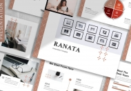 Ranata-业务演示keynote模板下载