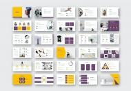 Freebase-商务风格企业宣传介绍PPT模板