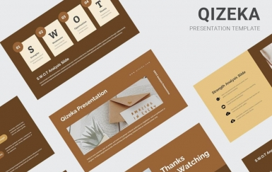 Qizeka:SWOT分析主题演讲