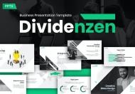 Dividenzen业务PowerPoint模板