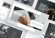 Enloa-生活方式主题演讲模板
