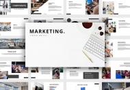 市场营销-Power Point模板