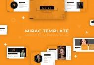 Mirac-个人工作总结述职报告Google幻灯片模板