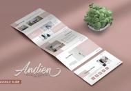 ANDIEN-极简时尚Google幻灯片模板