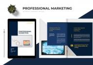 企业公司简介商业宣传画册模板