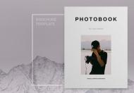 创意写真时尚杂志画册设计模板