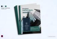 企业公司文化宣传画册设计模板