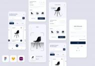 Uixasset-家具扫描仪app模板