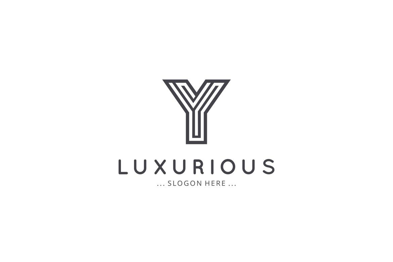Y字母徽标logo下载