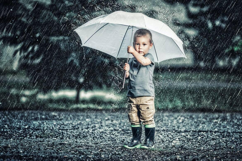 RainStorm Photoshop动作