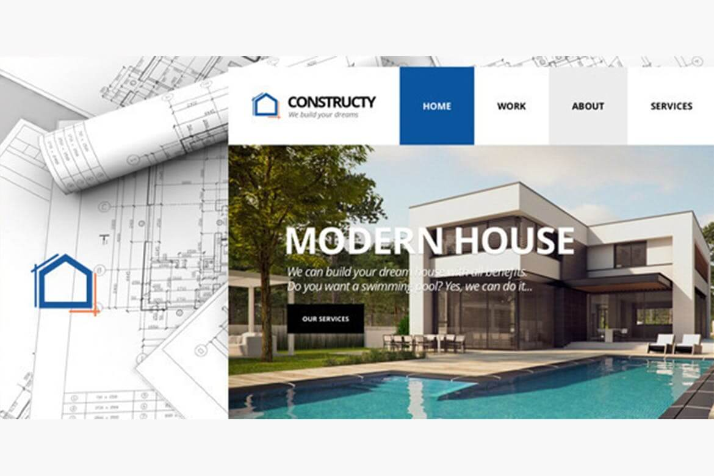 Constructy-建筑商业建筑主题网站前端代码HTML